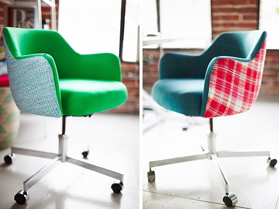 upcycling chaises